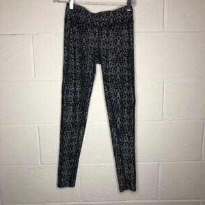 The North Face black yoga pants